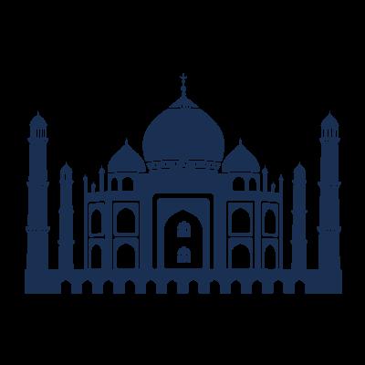 A5 Taj Mahal