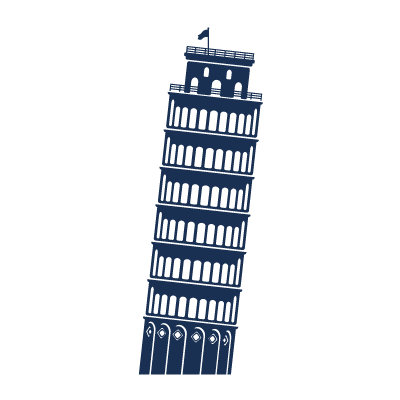 A5 Tower of Pisa